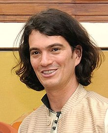 Mr. Adam Neumann, Founder WeWork (Start Up India Participant) call on the Prime Minister, Shri Narendra Modi, in New Delhi on January 15, 2016 - cropped.jpg