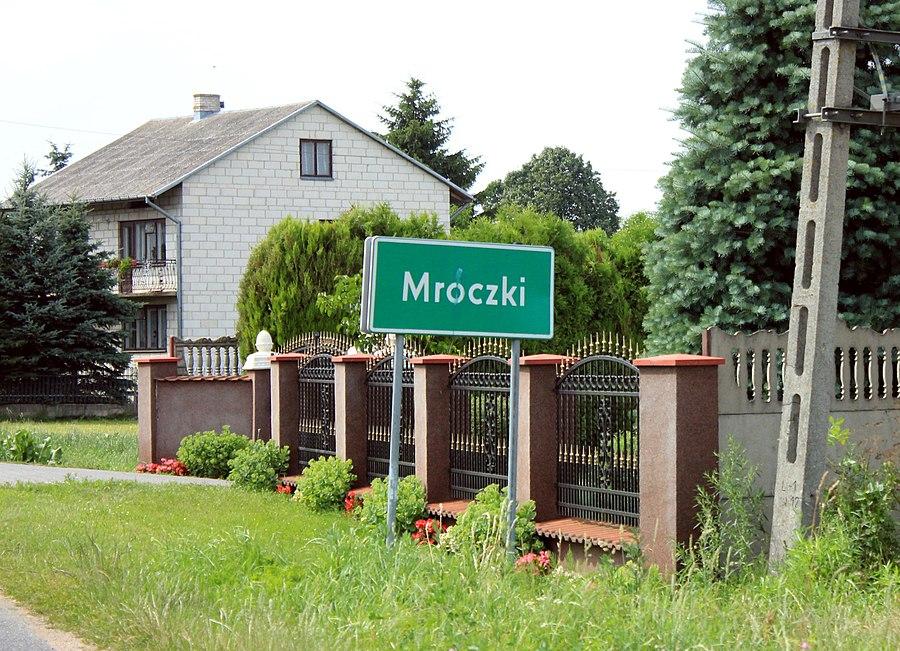 Mroczki, Siedlce County