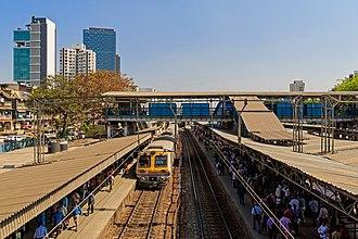 Dadar - Dadar railway station