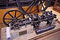 Musée des Arts et Métiers - Moteur tandem à gaz de haut fourneau (37544958952).jpg
