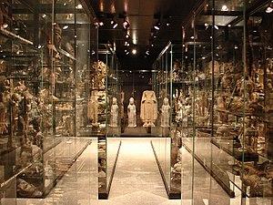 Rietberg Museum - Image: Museum Rietberg 06