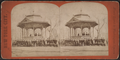 Music Stand in Washington Square, from Robert N. Dennis collection of stereoscopic views 4.png