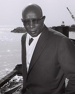 Mwambutsa IV of Burundi - Mwambutsa pictured during a visit to Israel in 1962