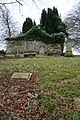 My first snowdrops of 2008 by Geddes graveyard - geograph.org.uk - 672459.jpg