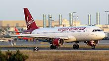 Virgin america wikipedia for Virgin america a321neo cabin
