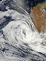 NASA Satellites See Wind Shear Battering Tropical Depression Iggy (6808262271).jpg