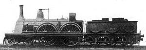William Bouch - NER locomotive 164 Belfast