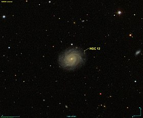 Image illustrative de l'article NGC 12