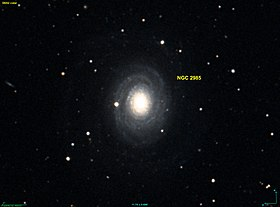 Image illustrative de l'article NGC 2985