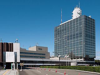 NHK Japanese broadcasting company