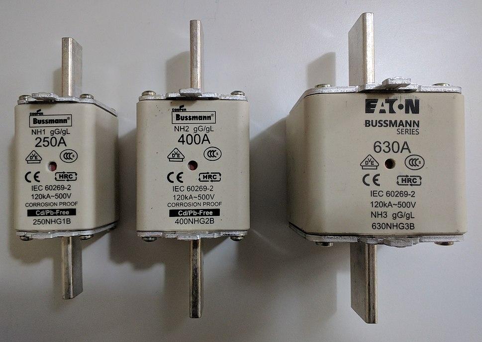 IEC 60269 - Howling Pixel