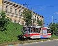 NN tram OktyabrskayaStreet 08-2016 img2.jpg
