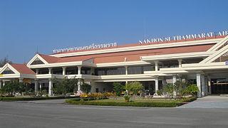 Nakhon Si Thammarat Airport airport