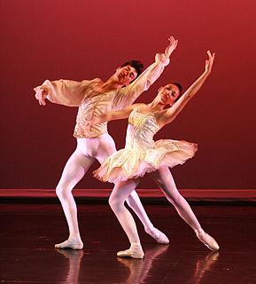 Pas de deux ballet term