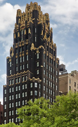 American Radiator Building - The American Radiator Building