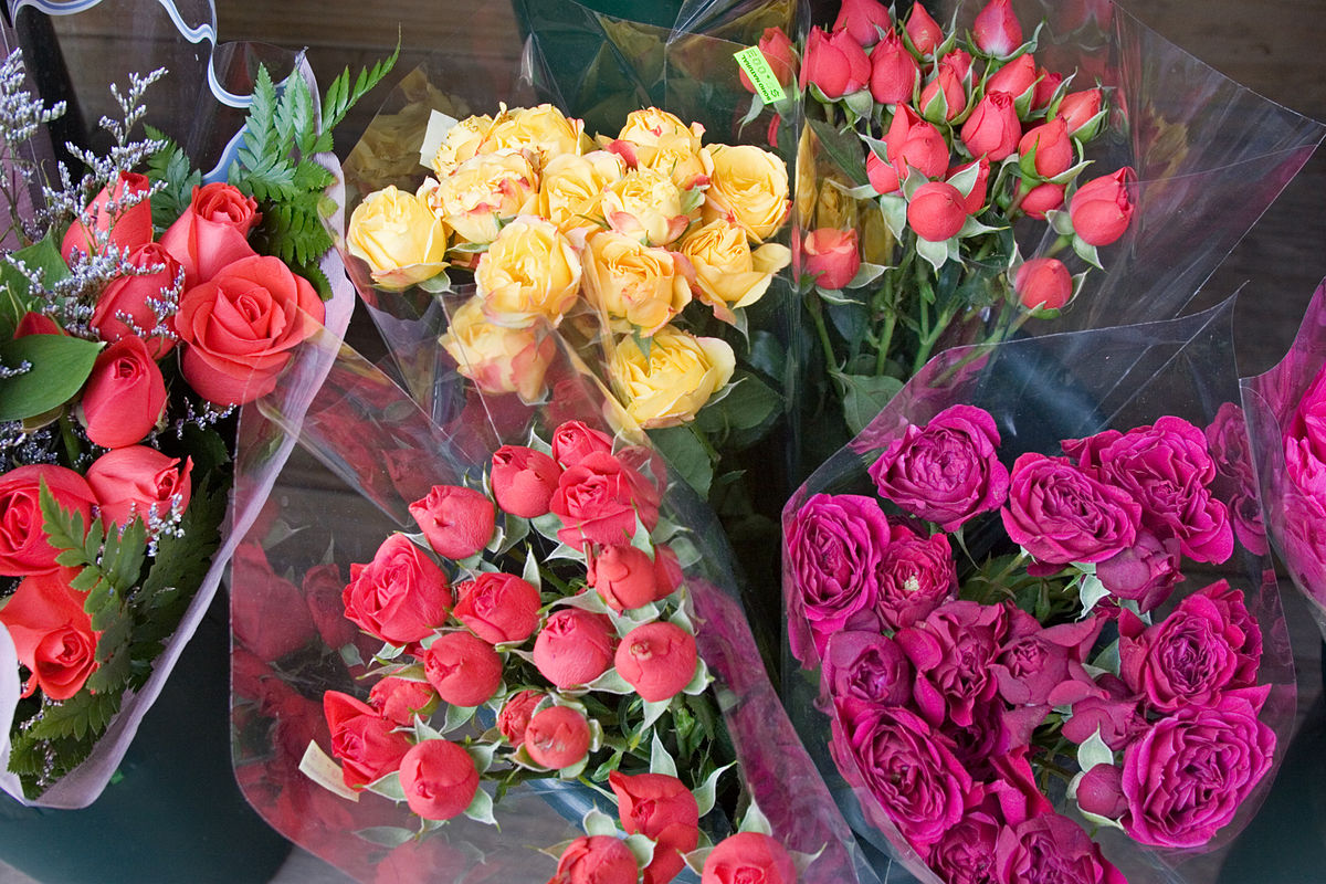 Ramo de flores - Wikipedia, la enciclopedia libre