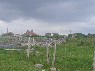 Furbo, County Galway Village in Connacht, Ireland