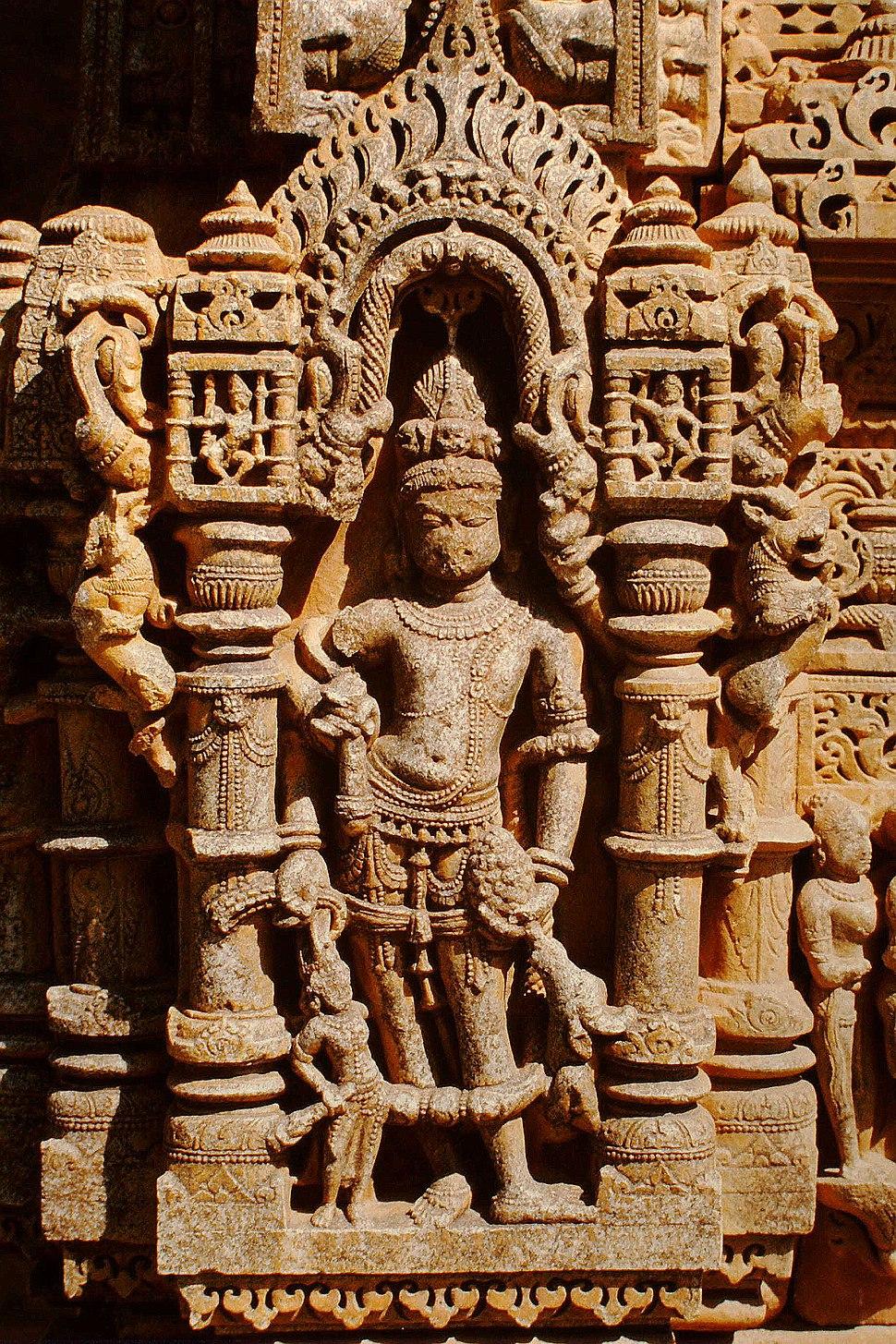 Nagda(Rajasthan)Relief2