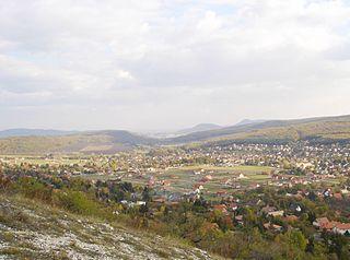 Nagykovácsi Place in Pest, Hungary