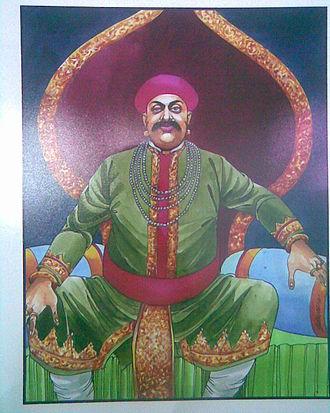 Gadwal - Somanadri