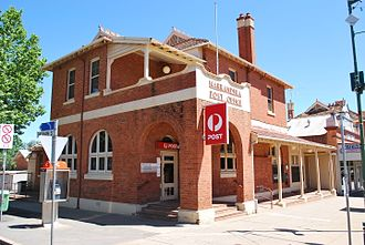 Narrandera - Narrandera Post Office