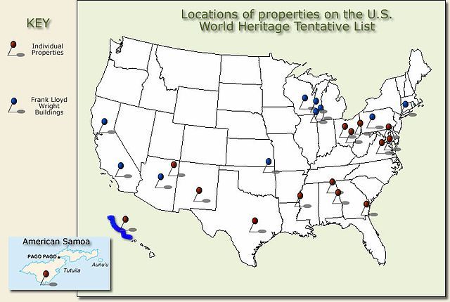 FileNational Park Service US World Heritage tentative map jjpg