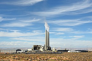 Navajo Generating Station (2005)