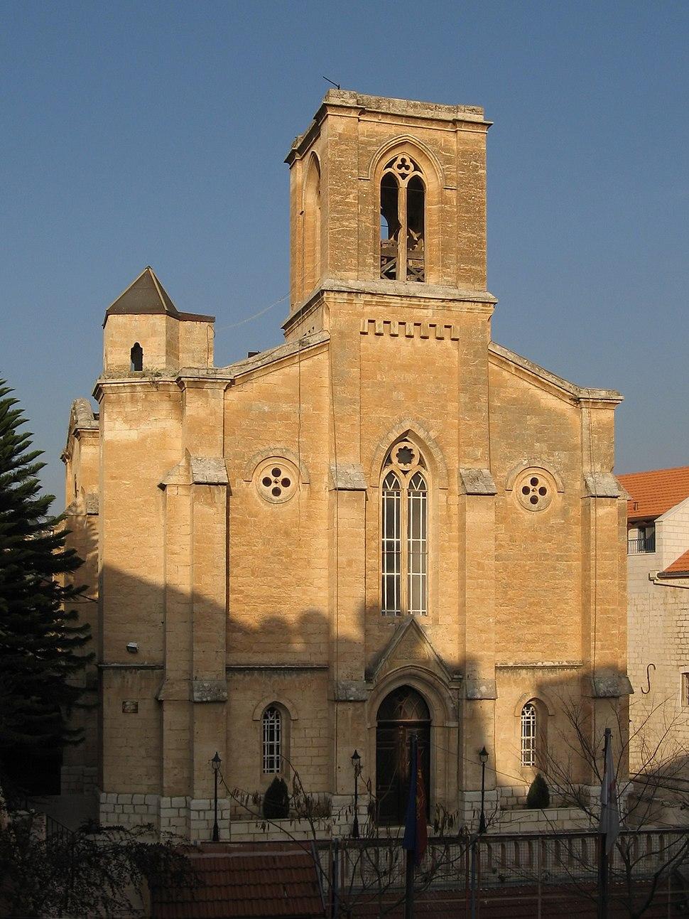 Nazareth Christ church 1