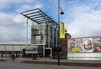 Netherlands Architecture Institute - Institute in 2012