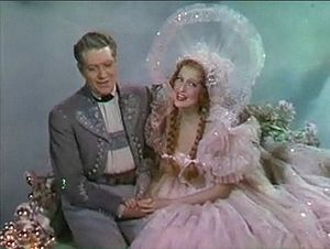 Jeanette MacDonald - Eddy and MacDonald from the trailer for Sweethearts (1938)