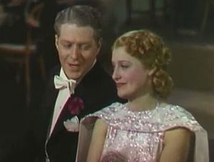 Cropped screenshot of Nelson Eddy and Jeanette...