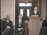 File:Nelson Mandela Presented with the Congressional Gold Medal (1998).webm