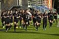 Netherlands women's national football team training in 2018 III.jpg