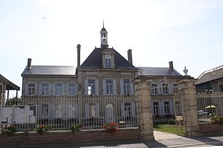 Neuflize Commune in Grand Est, France