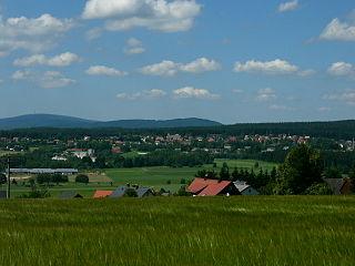 Neusorg Place in Bavaria, Germany