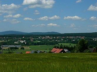 Neusorg - View of Neusorg from Lochau