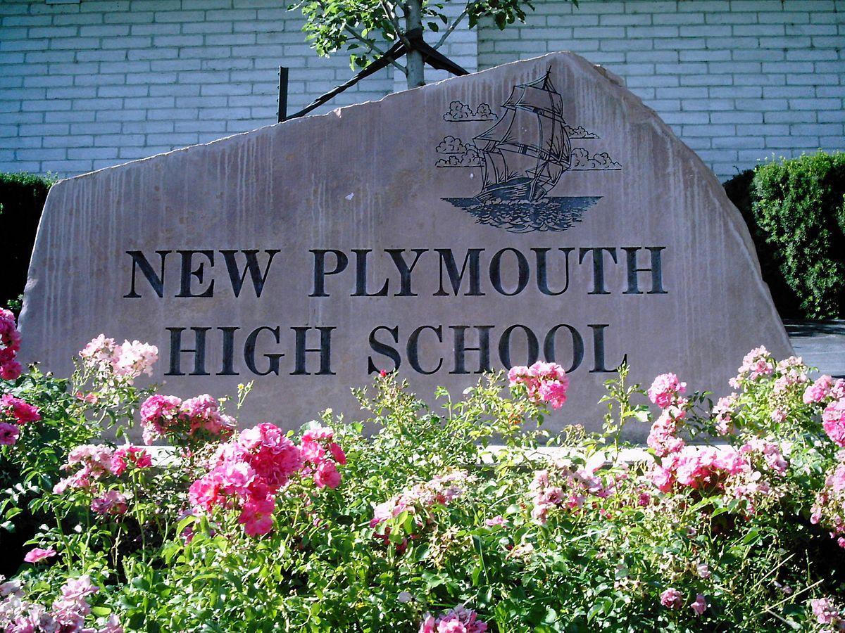 New Plymouth High School - Wikipedia