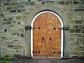 Newchurch Methodist Church, Doorway - geograph.org.uk - 701797.jpg