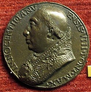 Pope Innocent VIII Pope of the Catholic Church, 1484–1492