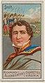 Nicolas Jean-de-Dieu Soult, from the Great Generals series (N15) for Allen & Ginter Cigarettes Brands MET DP834800.jpg