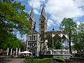 Niederlande - Roermond 2010-04-19 – Münsterkirche mit Pavillion - panoramio.jpg