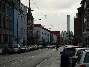 Niederrad - Image: Niederrad Bruchfeldstraße 5