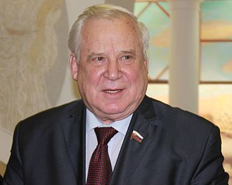 Nikolai Ryzhkov - Ryzhkov as depicted on 27 November 2009 in a photo by Dmitry Rozhkov