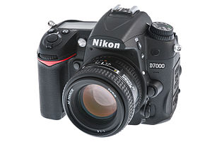 Nikon D7000 - Nikon D7000 with 50mm/1.4 AF-D NIKKOR lens