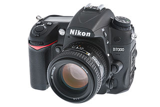 Nikon D7000 Digital single-lens reflex camera
