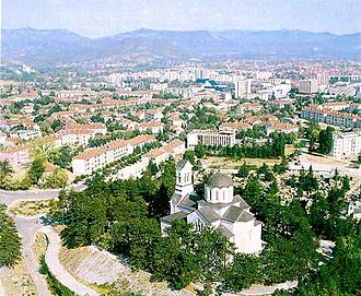Nikšić - Cityscape
