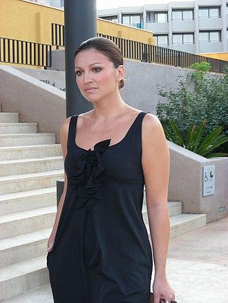 Nina Badrić - Nina Badrić in September 2007