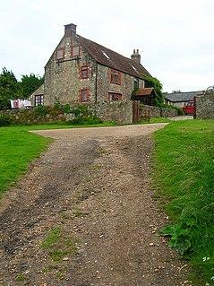 Ninham village in United Kingdom