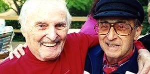 Arnold Fishkind - Chubby Jackson and Arnold Fishkind 1998
