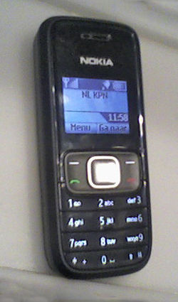 Image illustrative de l'article Nokia 1209